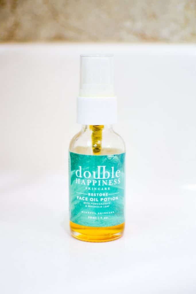 Double Happiness Non-Toxic Face Oil Potion