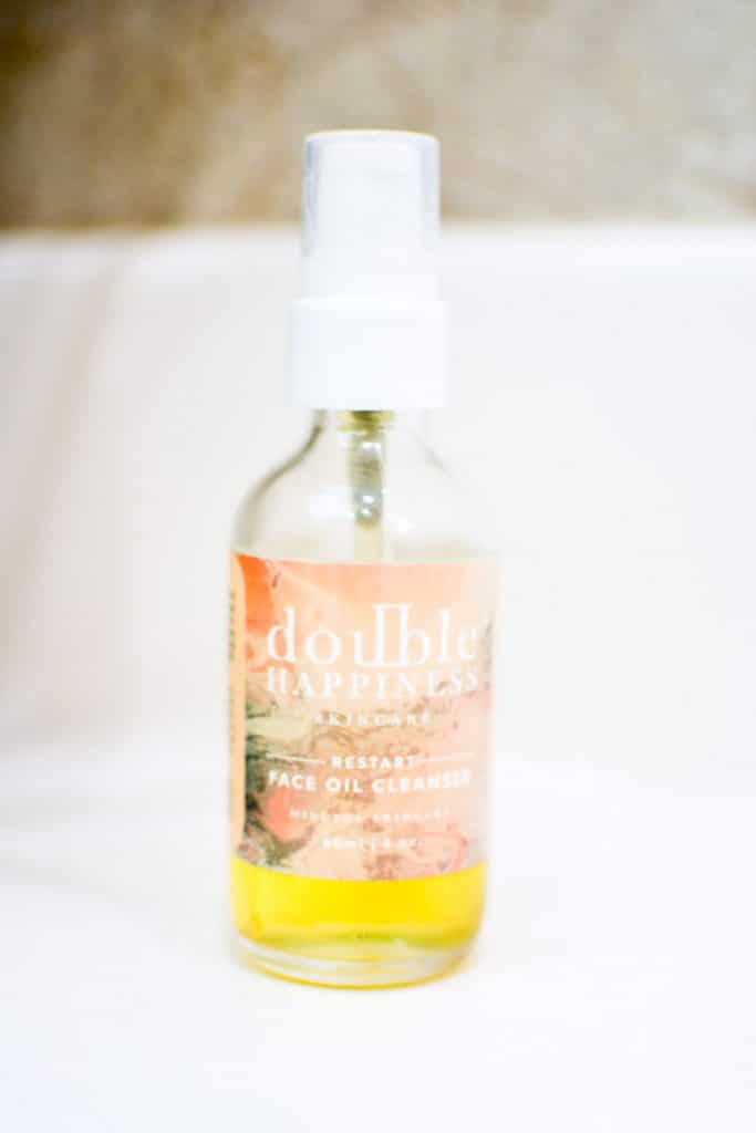 Double Happiness Face Oil Cleanser