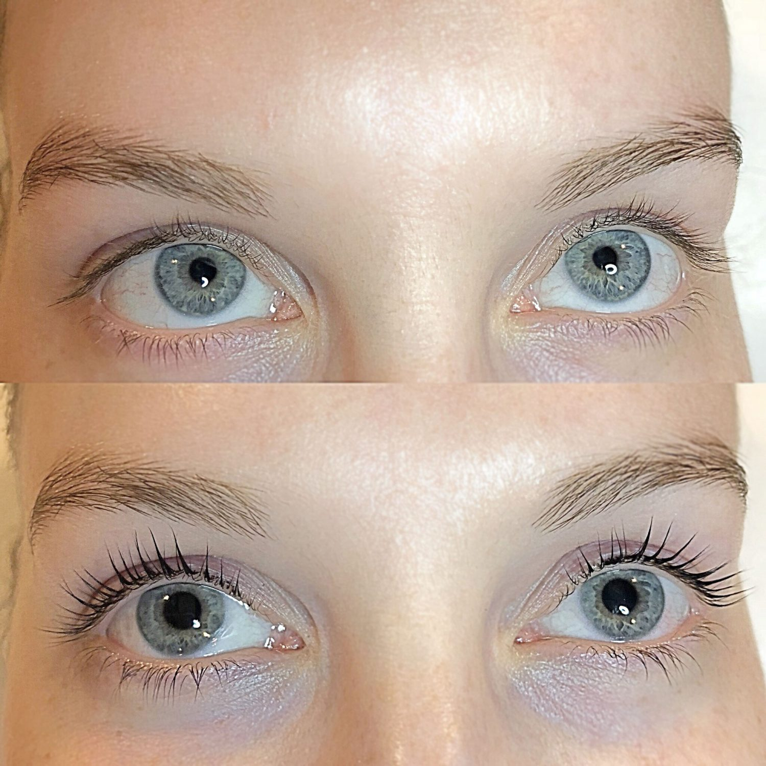 My First Lash Lift and Tint Experience | Ever So Emily